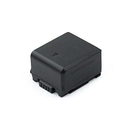subtel Qualitäts Akku für Panasonic HDC-SD10, SD300, SD707, SD600, SD5, SD9, HDC-TM700, SDR-H250, H20, H40, H80, HDC-DS700, HS9, Lumix DMC-L10 (750mAh) VW-VBG130,DMW-BLA13 Ersatzakku Batterie