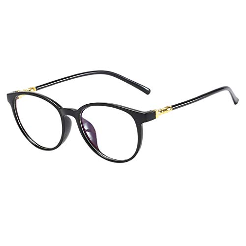 Männliche Stewardess Kostüm - CANDLLY Brille Damen, Unisex Stilvoll Square