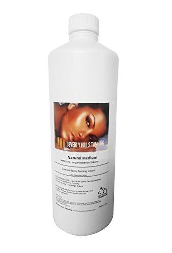 Airbrush Tanning Lotion 8% für alle gängigen HVLP Airbrush Tanning Maschinen …