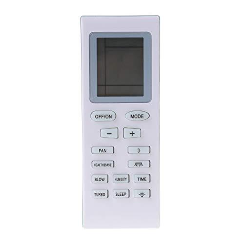 Jenor Universal-Klimaanlage Fernbedienung Ersatz für Gree YBOF YB1FA YB1F2 YBOF2
