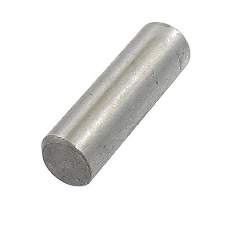 Argento tono pistone pin 20mmx6mm per Drago marchio elettrico (Tono Argento Drago)