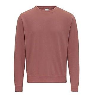 AWDis AWD is Hoods Sweatshirt - Blank Plain Jumpers Dusty Pink XL JH030