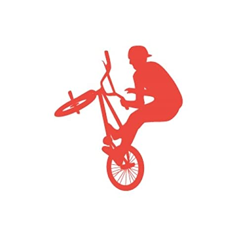 BMX BIKE KIDS WALL STICKER...WANDTATTOO WANDAUFKLEBER WALL STICKER Decals