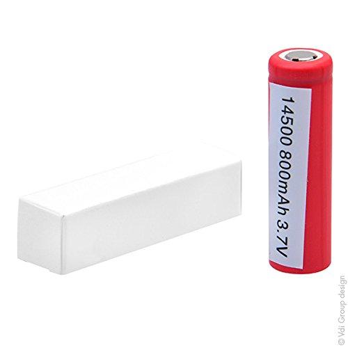 Panasonic - Accus lithium UR14500P (AA) 3.7V 800mAh FT