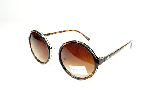 halston-lunette-de-soleil-femme-marron-marron