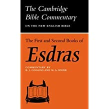 Cambridge Bible Commentaries: The First and Second Books of Esdras (Cambridge Bible Commentaries on the Apocrypha)