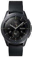 Samsung Galaxy Watch 42mm SM-R810 Akıllı Saat, Gece Siyahı (Samsung Türkiye Garantili)