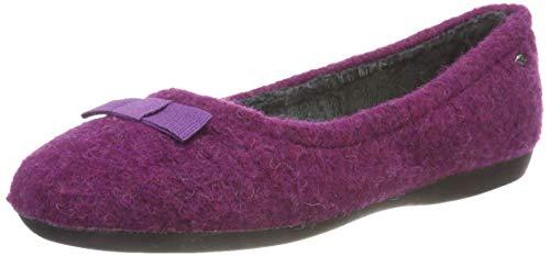 Romika Damen Lucille 01 Niedrige Hausschuhe, Violett (Lila 570), 41 EU