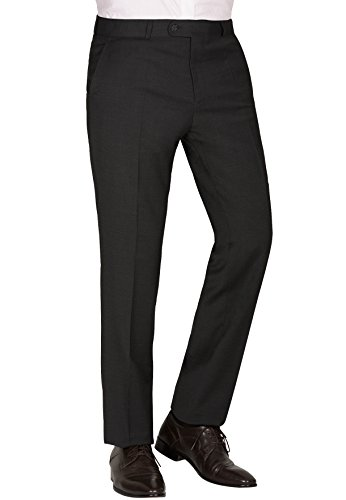 CARL GROSS Men's TR-Sascha Suit Dunkelgrau