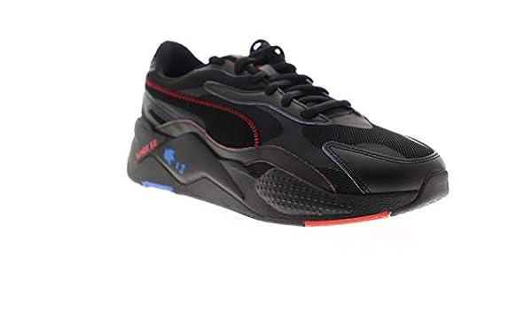 Puma X Sonic RS X3 Herren Sneakers, Schwarz, Schwarz (Puma