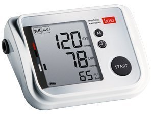 Boso Medicus Exclusive Upper Arm Blood Pressure Monitor by boso