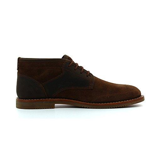 Timberland Brooklyn Park Herren Chukka Boots A1624 Braun (Potting Soil)
