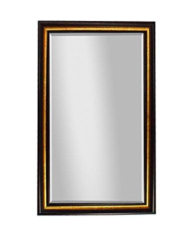Wandspiegel mit Facettenschliff 66x41cm Spiegel Badspiegel Ankleidespiegel Garderobenspiegel STAR-LINE®