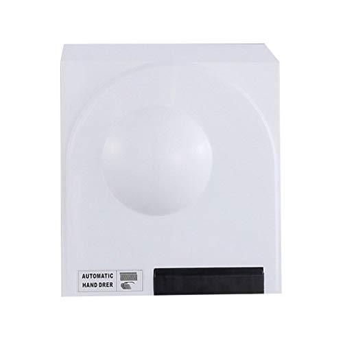 GCHOME Handtrockner, Badezimmer WC Wand-Intelligente Automatische Induktions-Händetrockner