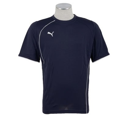 puma-t-shirt-foundation-polyester-the-large-bleu-new-navy-white-white