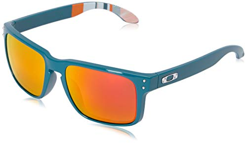 Ray-Ban Herren Holbrook Sonnenbrille, Blau (Azul), 57