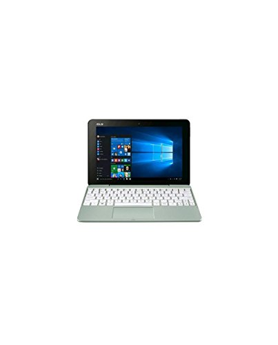 Asus Transformer Book (90NB0BK2-M00230) T101HA-GR003T - 10.1 Laptop Tablet Intel Atom x5-Z8350 1.44GHz / 1.92GHz Turbo Quad Core Processor, 2GB RAM, 32GB eMMC, HD Display, Micro-HDMI, Windows 10 Home