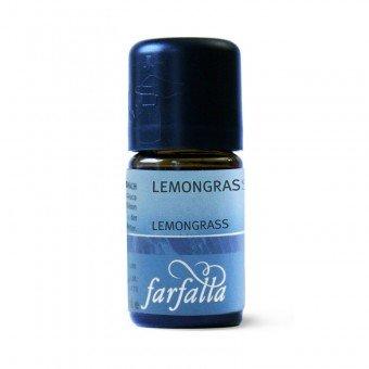 Olio essenziale di citronella, 10 ml, farfalla.