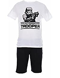 Star Wars Pijama TL corto blanco