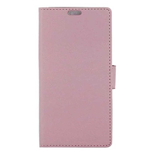 Hülle für Acer Liquid Zest Plus ,PU Leder Etui Hülle im Bookstyle Handy Tasche für Acer Liquid Zest Plus Schutzhülle Schale Flip Cover Wallet Case (H09#)