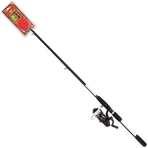 Dropshot Angelrute zum Gummifischangeln Fox Rage Prism Dropshot 210cm 5-21g Drop Shot Rute zum Spinnfischen auf Barsch /& Zander