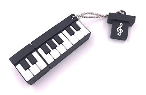 H-Customs Keyboard Klavier Piano USB Stick Flash Laufwerk 64GB