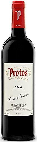 Protos Roble 2016, Vino, Tinto Joven, Ribera Del Duero, España