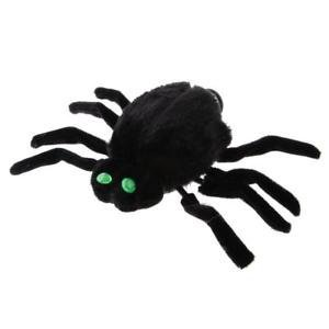 Tradico® Black Simulation Electric Spider Halloween Party Bar Tricky Props