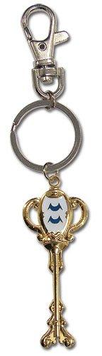 Fairy Tail Verseau clés trousseau