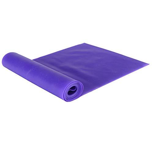 Therapie Flache Bänder (Therapie flach Widerstand Bands Latexfrei flach Stretch Bands für Stretching Flexibilität Pilates Yoga Ballett Gymnastik und Reha Band)
