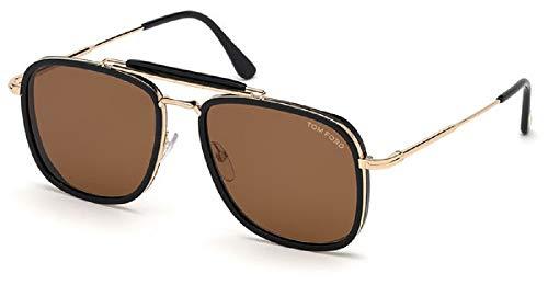 Preisvergleich Produktbild Tom Ford Sonnenbrille FT0665 / 01E