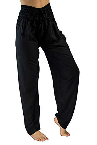 sen, Regular/Hoch Straight Leg (Us 0-10) - Hohe gerades Bein, über 5'2 (Damen US 0-10) Schwarz ist das Neue Schwarz ()
