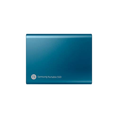 Samsung T5 Portable SSD - 250GB - USB 3.1 External SSD Image 2