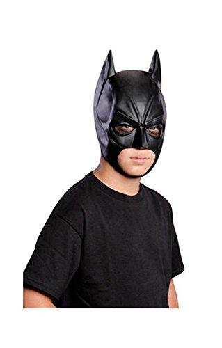 Niño de la máscara de Batman
