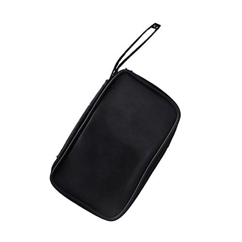 Baoblaze Multimeter Tasche mit Reißverschluss für Multimeterund vergleichbare Messgeräte Schutztasche - Medium