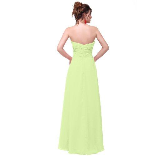 Lemandy - Robe -  Femme Multicolore Bigarré Multicolore - Vert