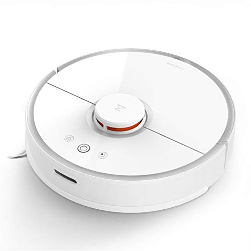 RoboRock S50 Robot Aspirador Sweep-Mop Wi-Fi Laser Navigation Fuerte Succión All Floor App Control...
