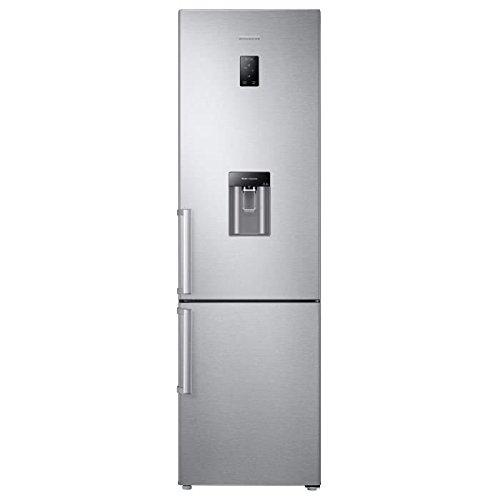 Samsung RB3EJ5900SA Autonome 350L A+ Acier inoxydable réfrigérateur-congélateur - Réfrigérateurs-congélateurs (350 L, SN-T, 15 kg/24h, A+, Nouvelle zone compartiment, Acier inoxydable)