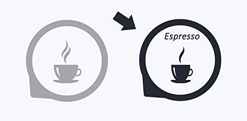 Caffè Molinari Espresso Qualità Oro, 150 ESE Pads / Pods, 1,05 kg