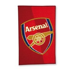 Arsenal Football Club Red Floor Rug (57 x 90 cm) (Red)