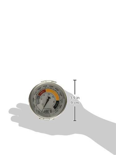 Oklahoma 5426271R06 Oberflächentemperaturmessgerät Joe's Silber