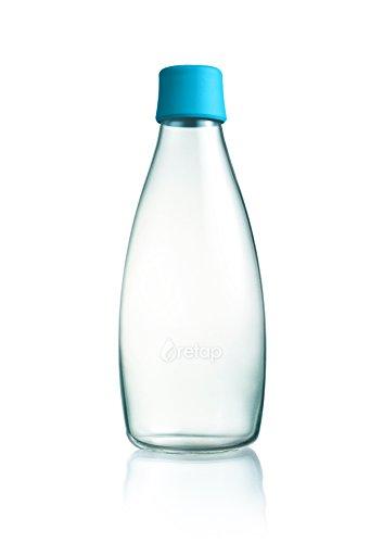 Wiederverwendbare Wasserflasche mit Verschluss