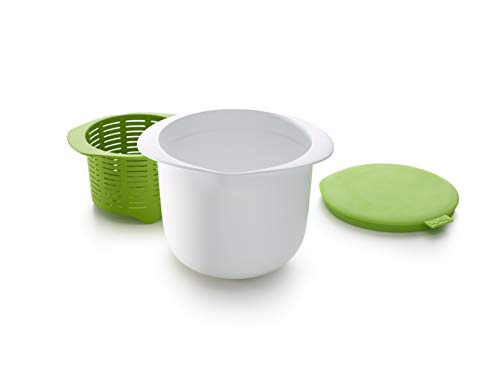 CHEESE MAKER 3 PEZZI VERDE/BCO