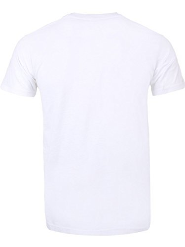 T-shirt Blink 182 Untitled da uomo bianco