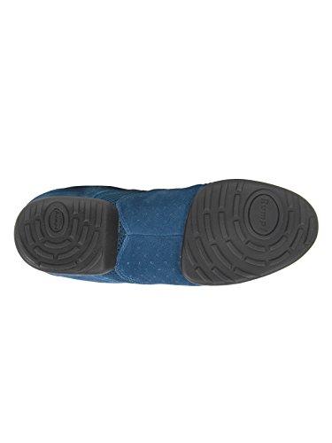 RUMPF Nero Tanz Sneaker Tanzschuhe blau - 2