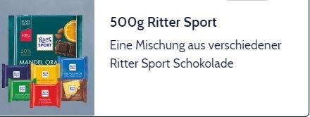 """Personalisierbarer Wuff WAU Adventskalender """"Super DOG"""" Hundekalender Special Edition Hund – mit Ritter Sport Schokolade befüllt - 4"""