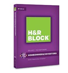H&R Block Steuersoftware Deluxe 2016 PC/Mac Disc (H R Block Steuer-software)