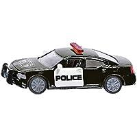 Siku 1404 - Coche en miniatura de policía americana (escala 1:64) , color/modelo surtido