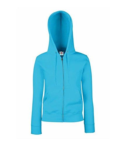 ATELIER DEL RICAMO - Sweat-shirt - Femme * bleu ciel