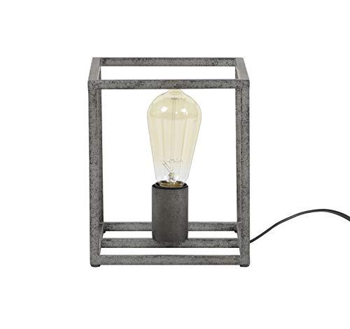 SalesFever Tischlampe Cubico mit 1 Leuchte Gennaro